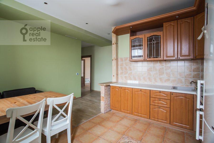 Kitchen of the 2-room apartment at Tverskaya ul. 6s1