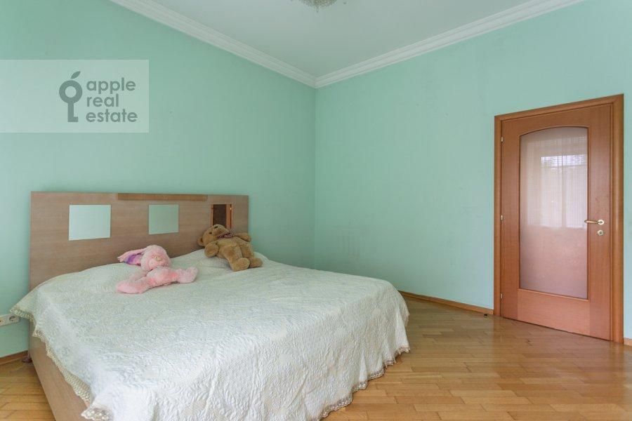 Спальня в 4-комнатной квартире по адресу Пятницкая улица 62с7