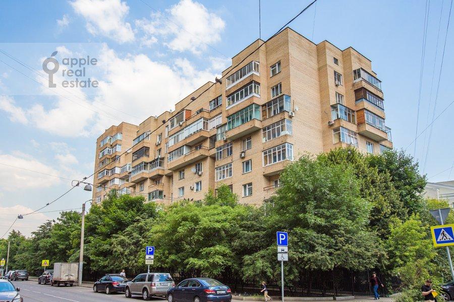 Фото дома 2-комнатной квартиры по адресу Астраханский пер. 10/36