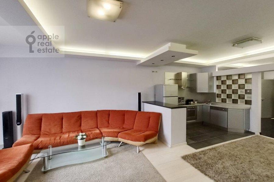 3-room apartment at Leninskiy prosp. 128