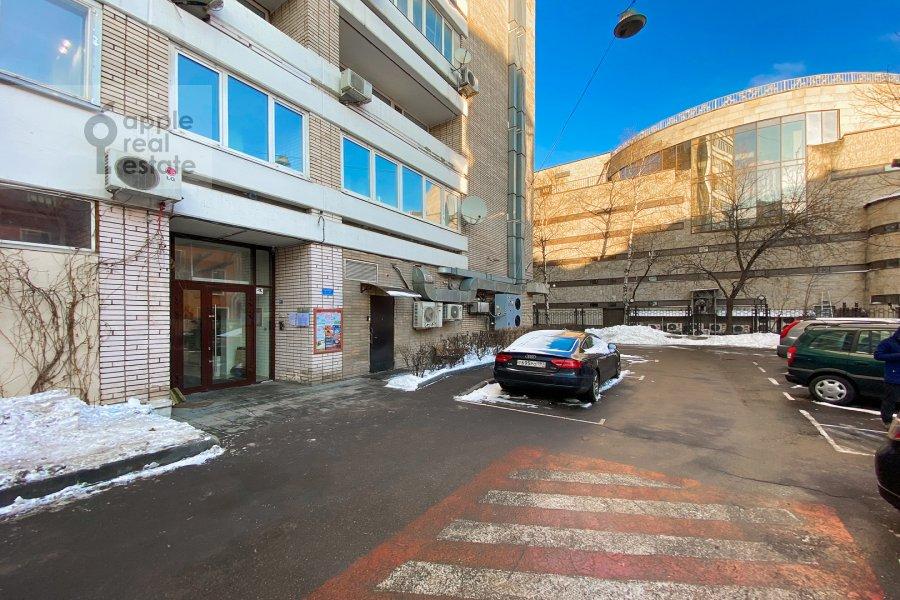 Фото дома 3-комнатной квартиры по адресу Бронная Большая ул. 2/6