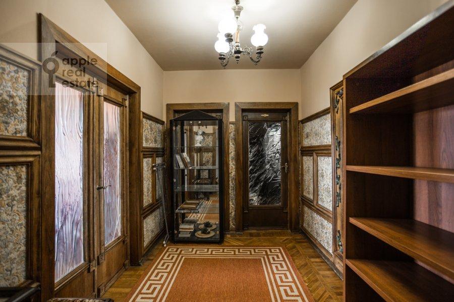 Corridor of the 2-room apartment at Vernadskogo prosp. 89