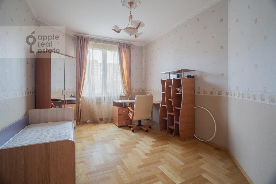 Детская комната / Кабинет в 4-комнатной квартире по адресу Долгоруковская ул. 6