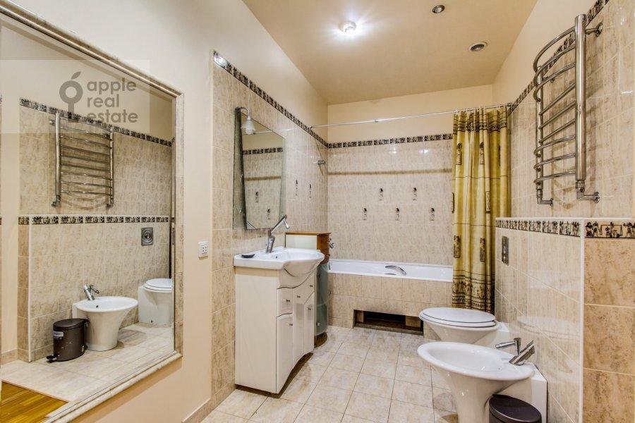 Санузел в 4-комнатной квартире по адресу Можайское шоссе 2