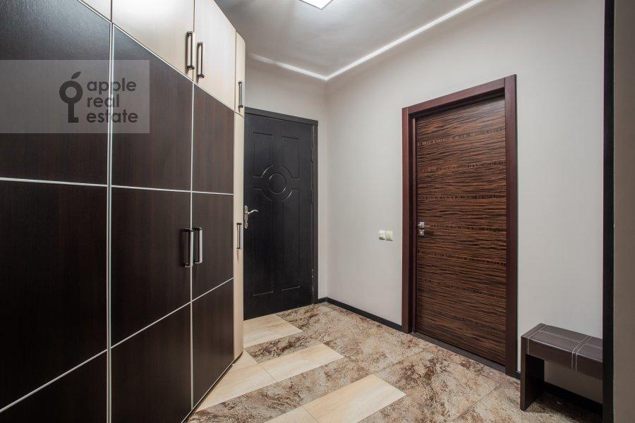 Corridor of the 3-room apartment at Minskaya ulitsa 1gK3
