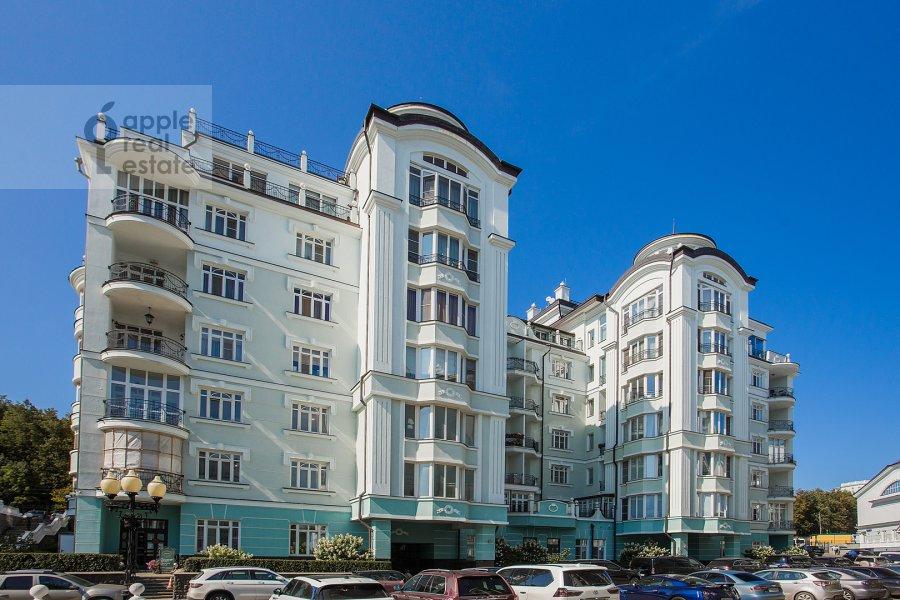 Фото дома 6-комнатной квартиры по адресу Береговая ул. 4к3