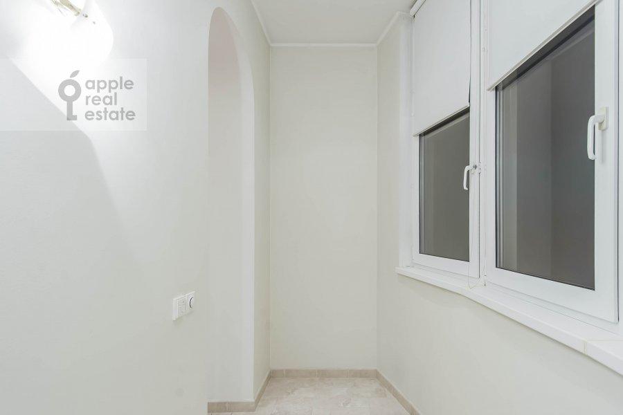 Балкон / Терраса / Лоджия в 3-комнатной квартире по адресу Маршала Тимошенко ул. 17к2