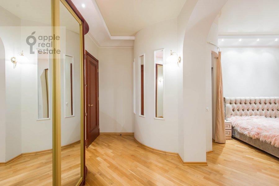 Спальня в 3-комнатной квартире по адресу Маршала Тимошенко ул. 17к2
