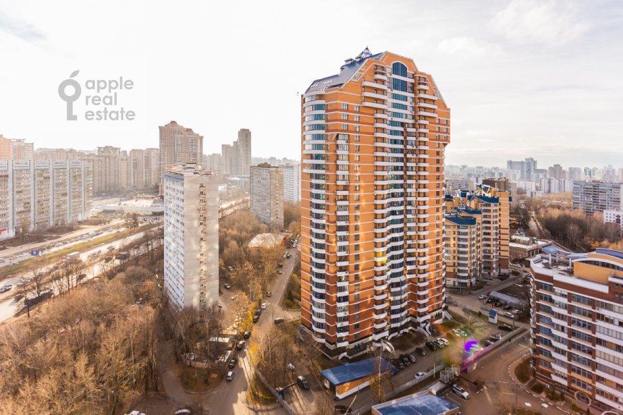 Фото дома 3-комнатной квартиры по адресу Ленинский пр-т. 92к1