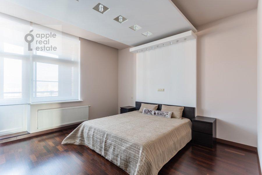 Спальня в 3-комнатной квартире по адресу Ленинский пр-т. 92к1