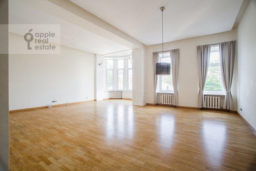 Гостиная в 5-комнатной квартире по адресу Кривоколенный пер. 14