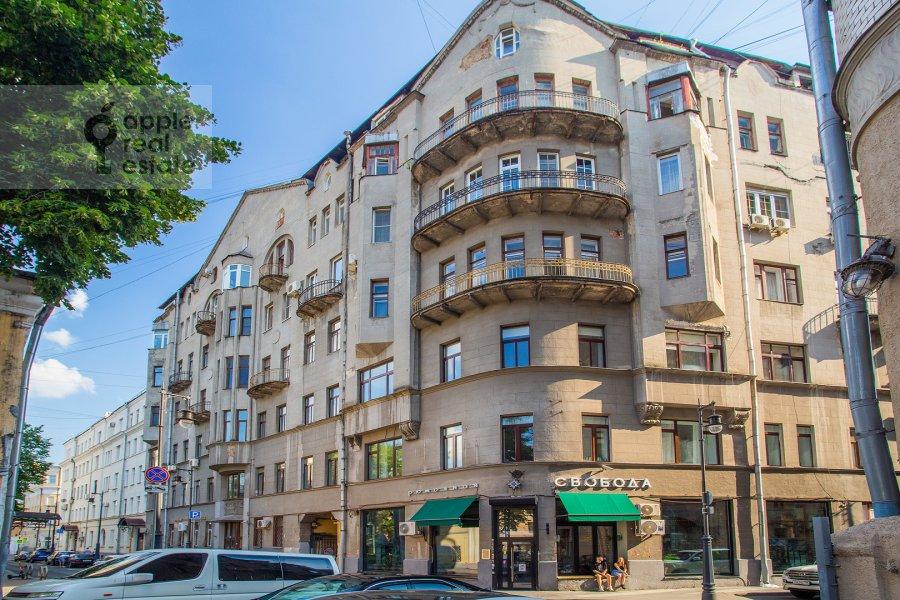 Фото дома 5-комнатной квартиры по адресу Кривоколенный пер. 14
