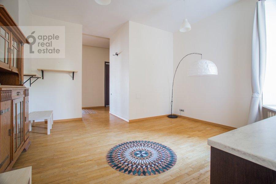 Кухня в 5-комнатной квартире по адресу Кривоколенный пер. 14