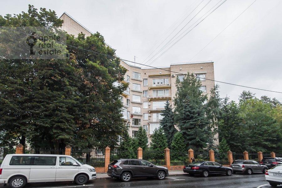 Фото дома 1-комнатной квартиры по адресу Леонтьевский пер. 15