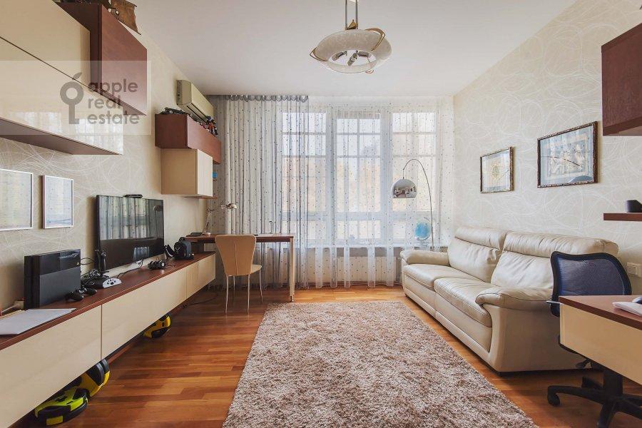 Детская комната / Кабинет в 5-комнатной квартире по адресу Маршала Василевского ул. 13к3