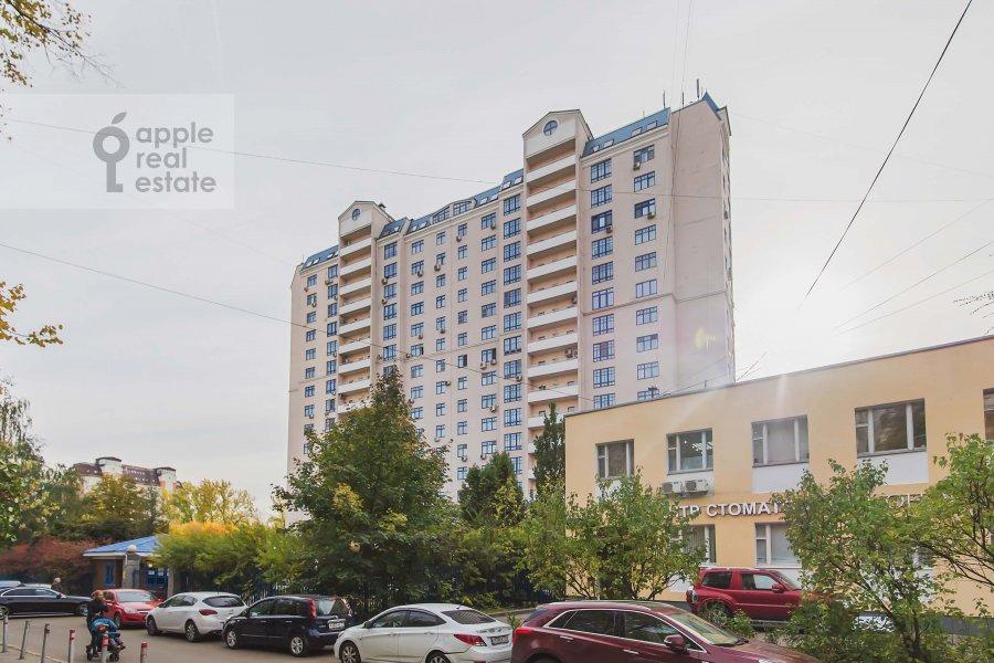 Фото дома 5-комнатной квартиры по адресу Маршала Василевского ул. 13к3