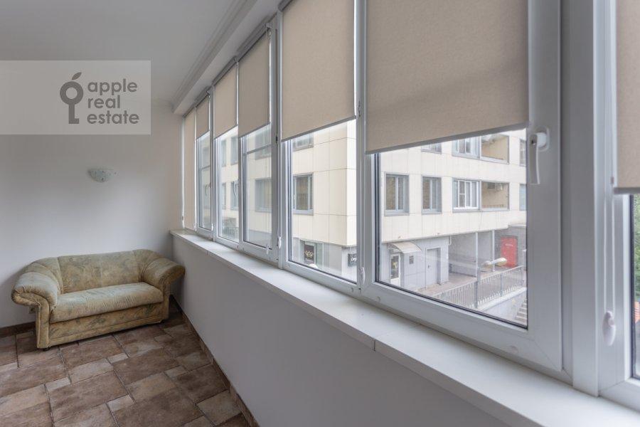 Балкон / Терраса / Лоджия в 4-комнатной квартире по адресу Шаболовка ул. 23к5