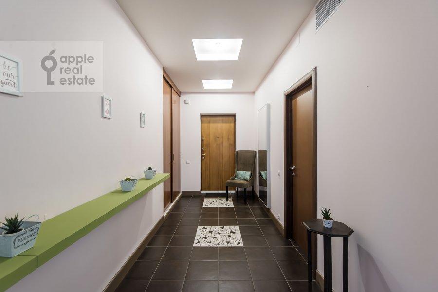 Corridor of the 4-room apartment at Smolenskiy 1-y per. 17