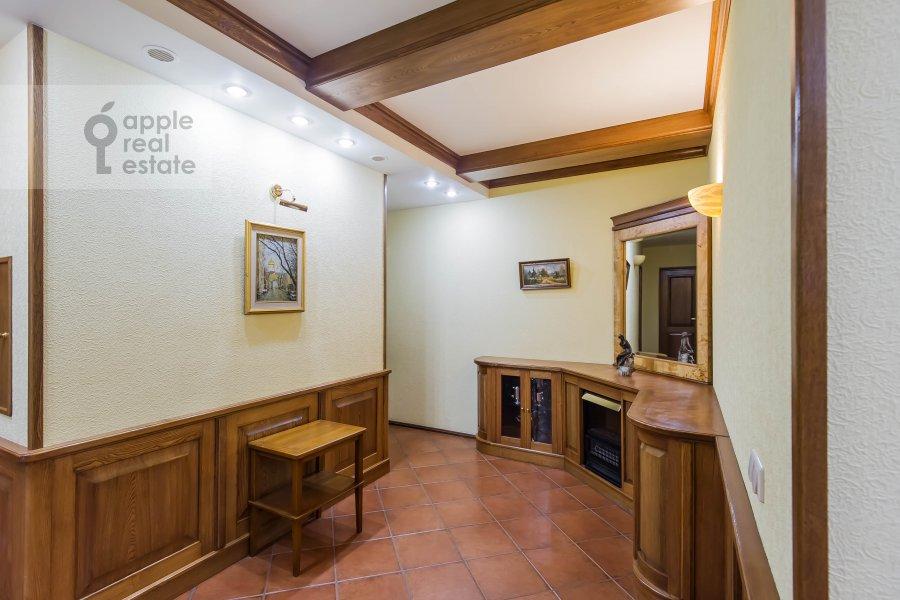 Коридор в 3-комнатной квартире по адресу Ленинский  пр-т. 137к1