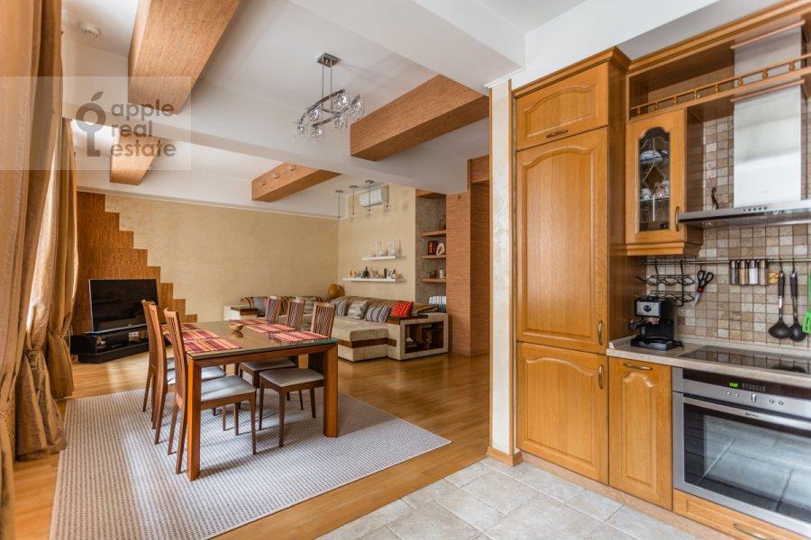 Kitchen of the 3-room apartment at Tverskaya-Yamskaya 1-ya ul. 11