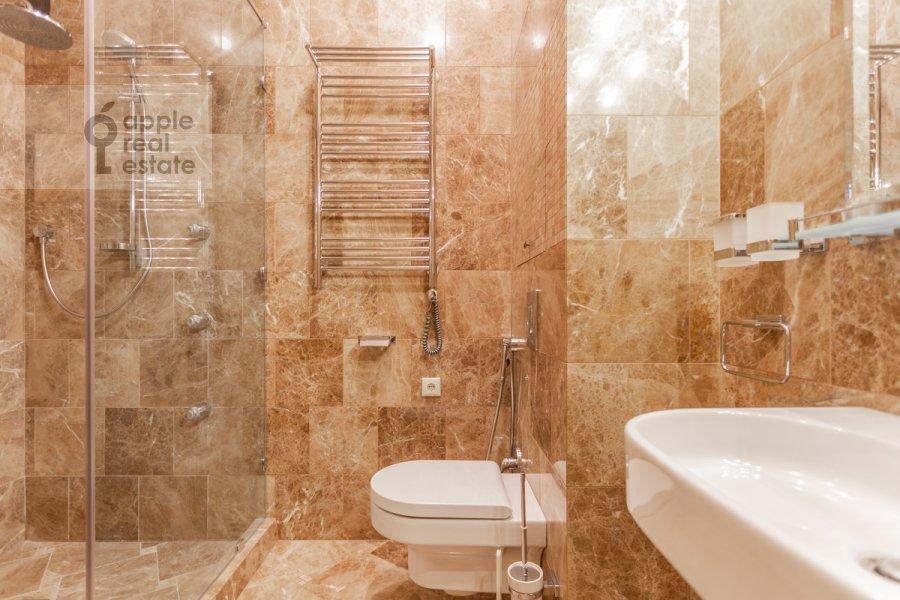 Bathroom of the 3-room apartment at Tverskaya-Yamskaya 1-ya ul. 11