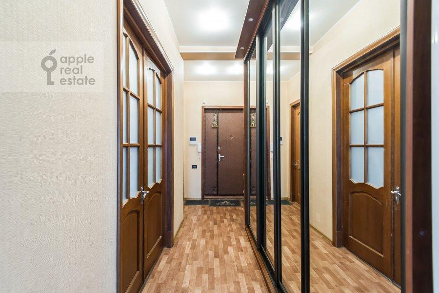 Коридор в 3-комнатной квартире по адресу Ленинградский пр-т. 26к1