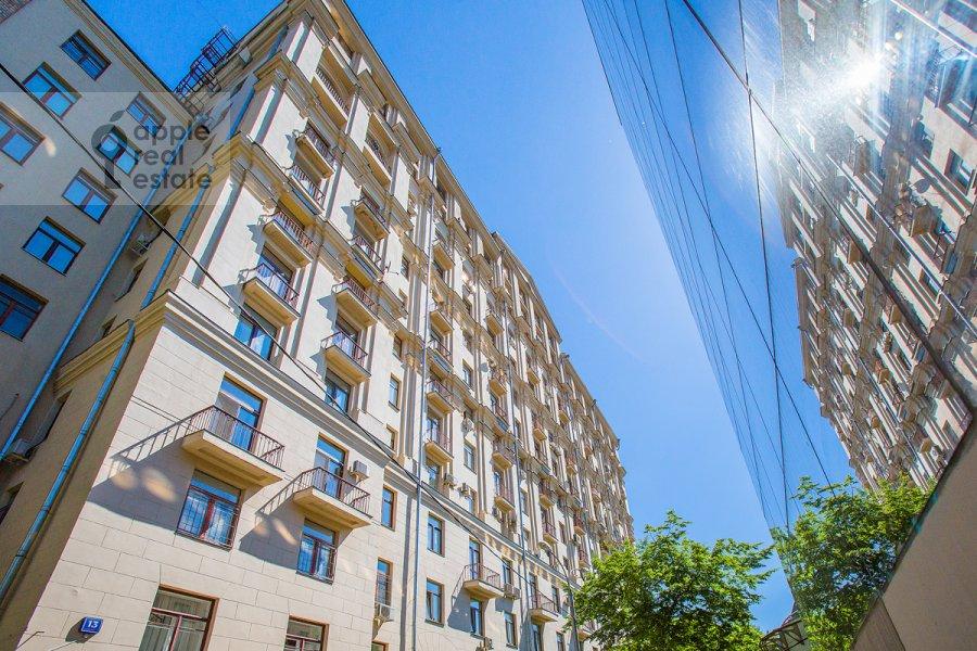 Фото дома 3-комнатной квартиры по адресу Газетный пер. 13