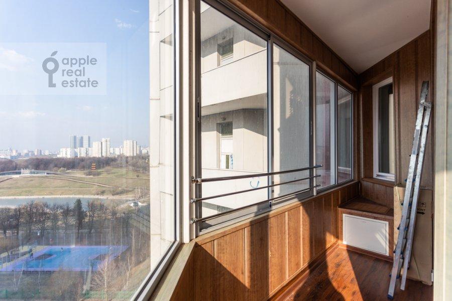 Балкон / Терраса / Лоджия в 4-комнатной квартире по адресу Коштоянца ул. 20к2