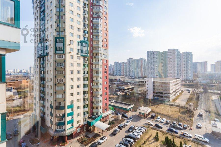 Вид из окна в 4-комнатной квартире по адресу Коштоянца ул. 20к2