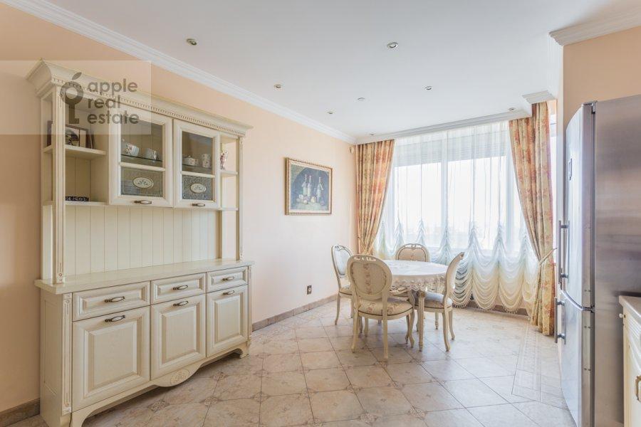Кухня в 2-комнатной квартире по адресу Чапаевский пер. 3
