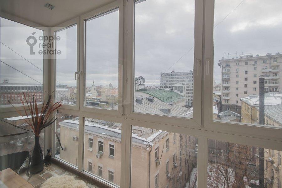 Балкон / Терраса / Лоджия в 3-комнатной квартире по адресу Новый 2-й пер. 4