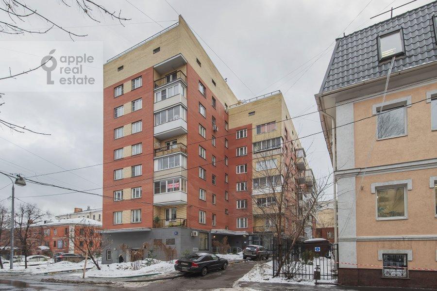 Фото дома 3-комнатной квартиры по адресу Новый 2-й пер. 4