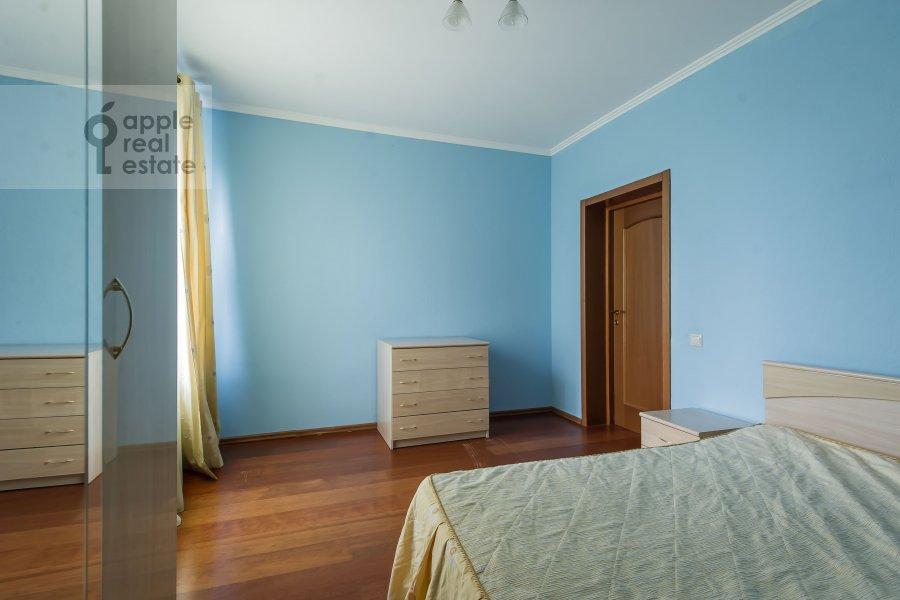 Спальня в 4-комнатной квартире по адресу ЖК Корона пр Вернадского 92