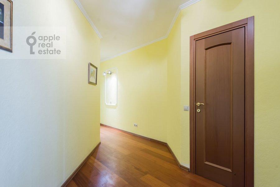 Коридор в 4-комнатной квартире по адресу ЖК Корона пр Вернадского 92