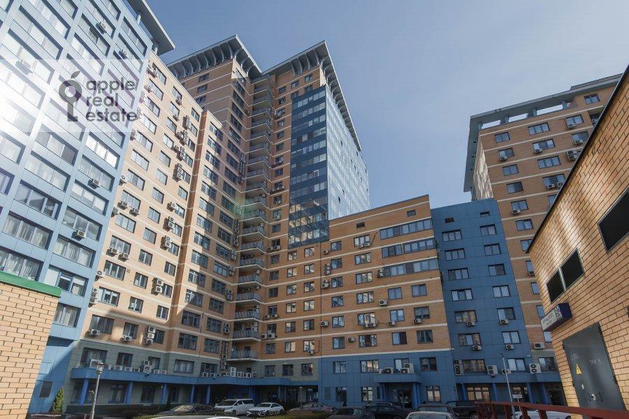 Фото дома 4-комнатной квартиры по адресу ЖК Корона пр Вернадского 92