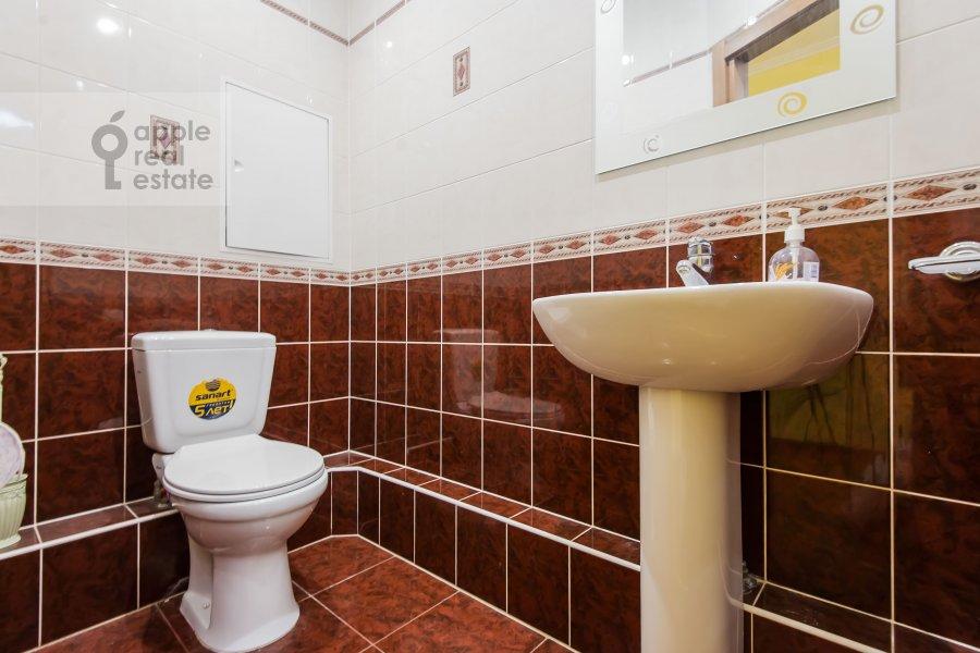 Санузел в 4-комнатной квартире по адресу ЖК Корона пр Вернадского 92