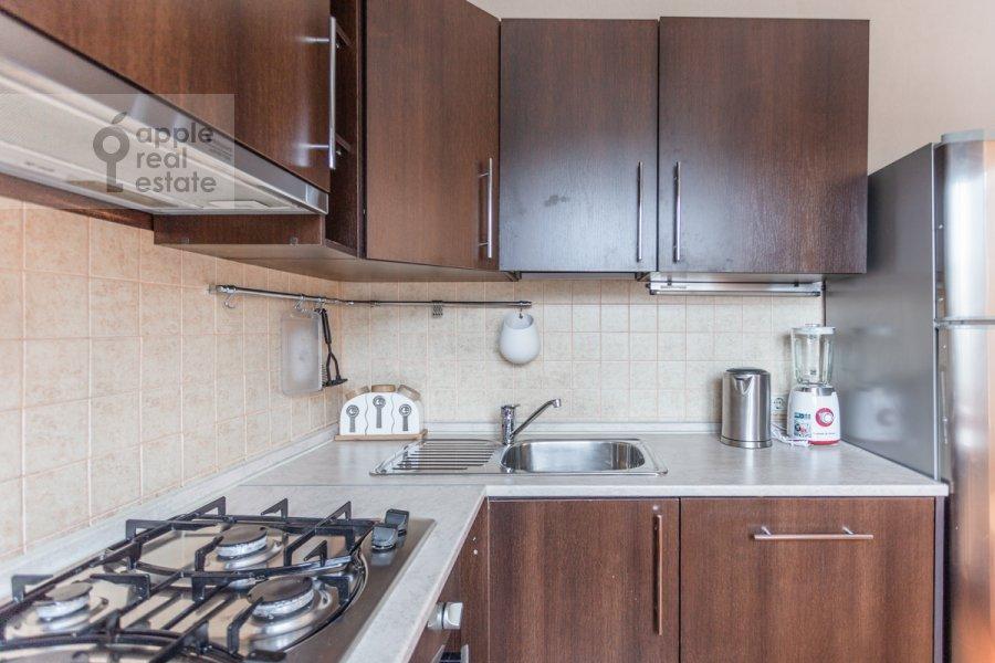 Кухня в 2-комнатной квартире по адресу Гончарный пр. 6к1