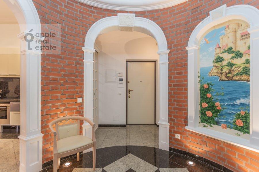 Коридор в 3-комнатной квартире по адресу Погорельский пер. 6