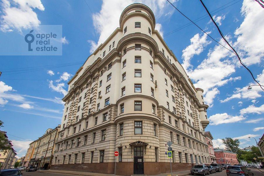 Фото дома 3-комнатной квартиры по адресу Погорельский пер. 6