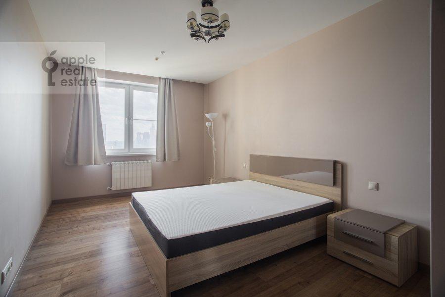Спальня в 3-комнатной квартире по адресу Хорошевское шоссе 12с1