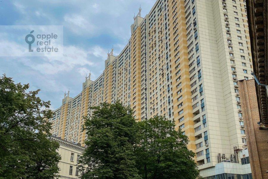 Фото дома 3-комнатной квартиры по адресу Хорошевское шоссе 12с1