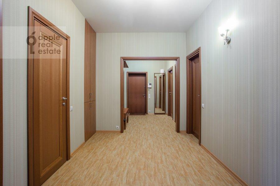 Коридор в 5-комнатной квартире по адресу Ленинский просп. 114