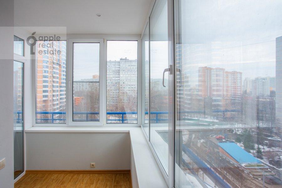 Балкон / Терраса / Лоджия в 5-комнатной квартире по адресу Ленинский просп. 114