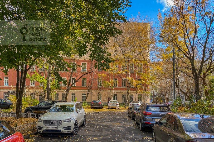 Фото дома 1-комнатной квартиры по адресу Малый Левшинский переулок 5