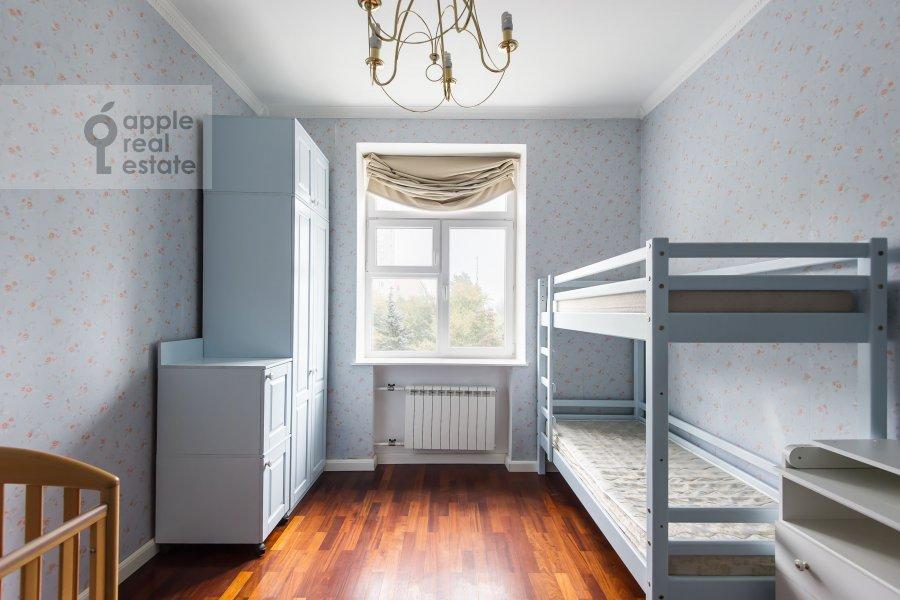 Детская комната / Кабинет в 2-комнатной квартире по адресу Ленинский пр-т. 37