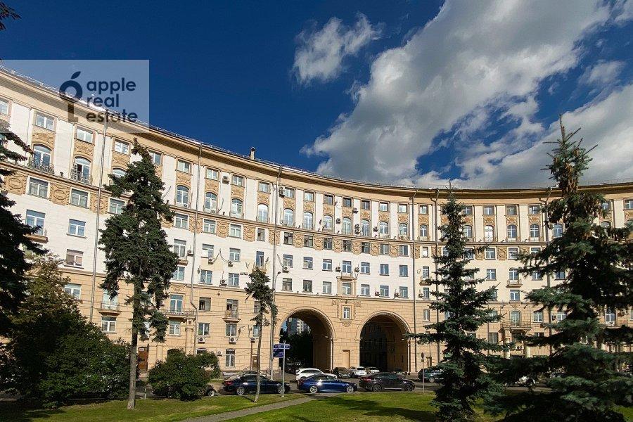 Фото дома 2-комнатной квартиры по адресу Ленинский пр-т. 37