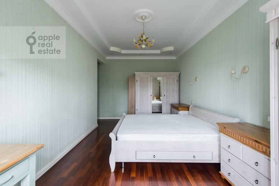 Спальня в 2-комнатной квартире по адресу Ленинский пр-т. 37