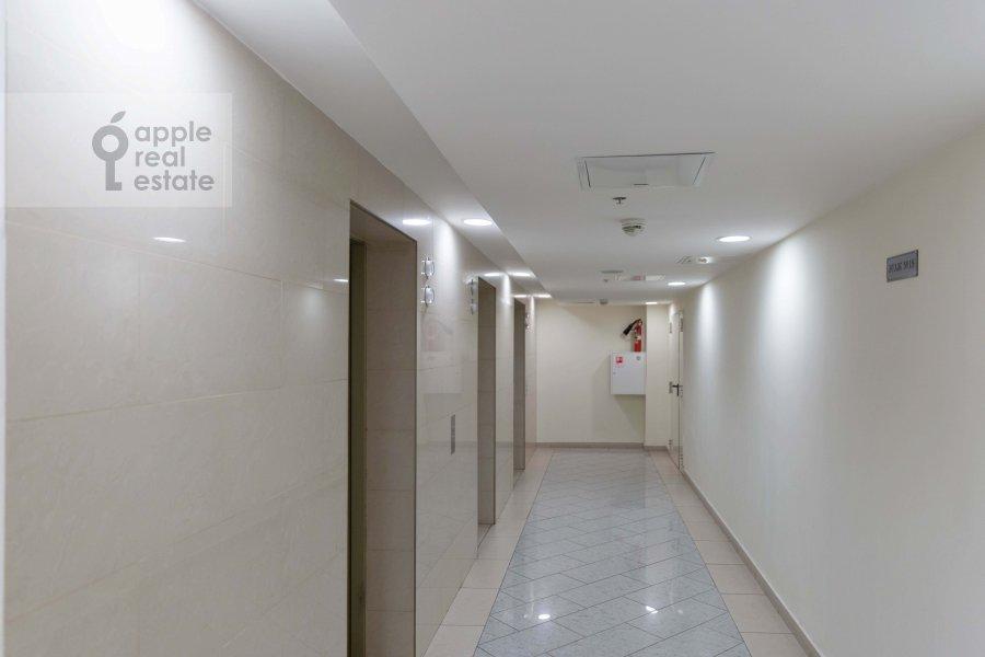 Подъезд 2-комнатной квартиры по адресу Хорошевское шоссе 16к2