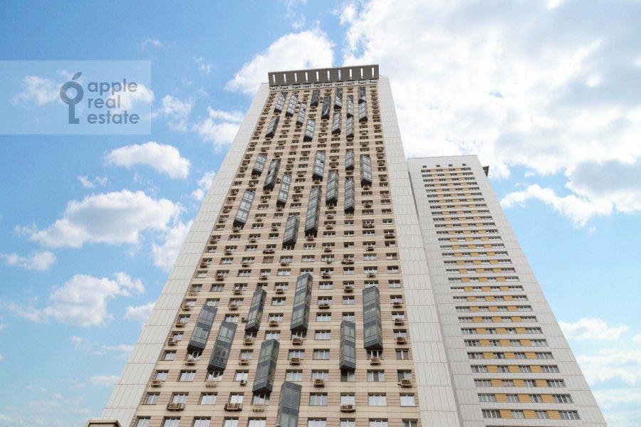 Фото дома 2-комнатной квартиры по адресу Хорошевское шоссе 16к2