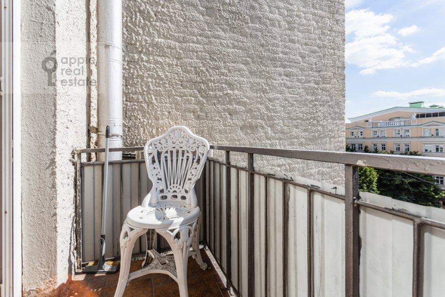 Балкон / Терраса / Лоджия в 3-комнатной квартире по адресу Тверская ул. 15